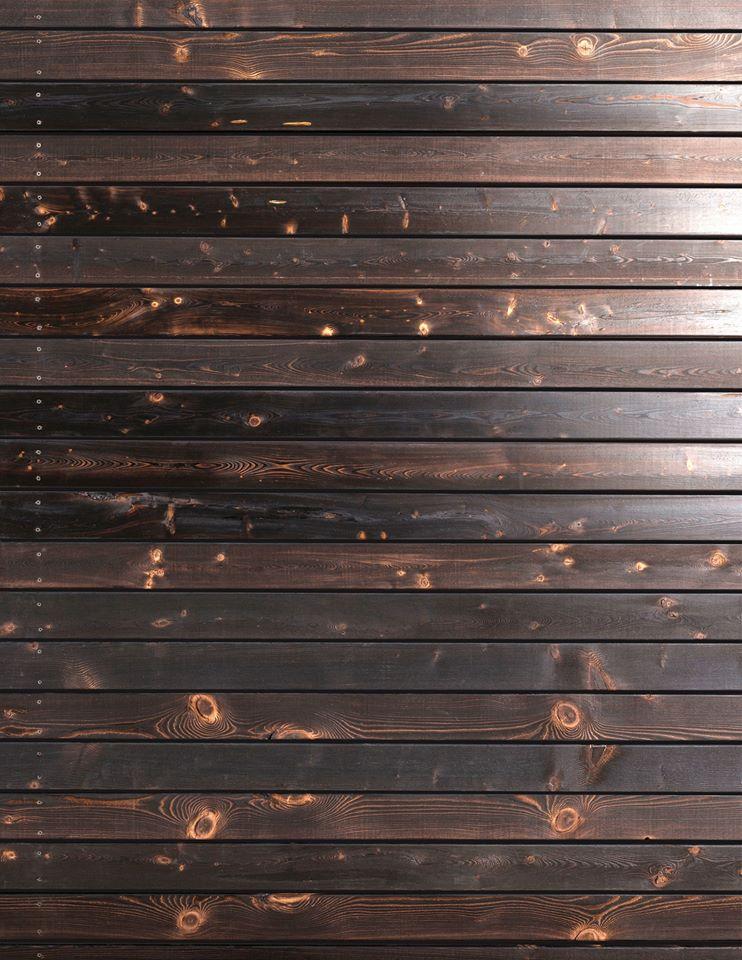 Drewno lekko opalane ogniem FLAM + bezbarwny lakier, do zastosowanie wewnątrz (3)